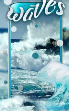 Океанские волны скриншот 1