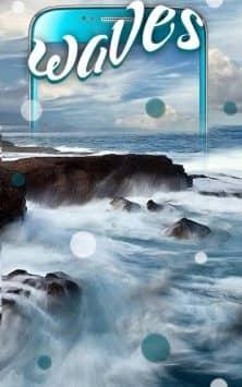 Океанские волны скриншот 2