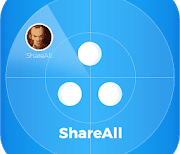 Share All: передача файлов и обмен данными logo