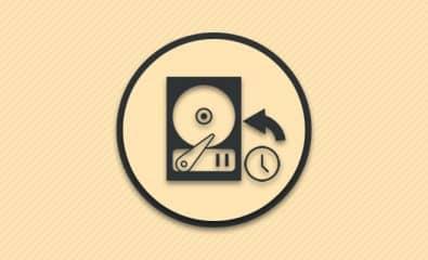восстановление информации на диске.