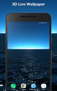 3d океан скриншот 1