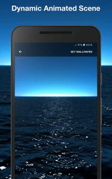 3d океан скриншот 2