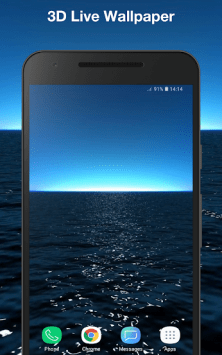 3d океан скриншот 4