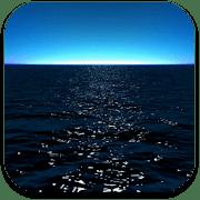 3d океан logo