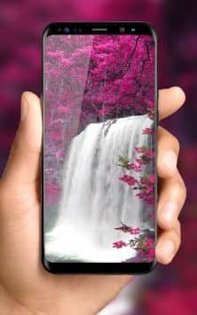 Waterfall Flower скриншот 1