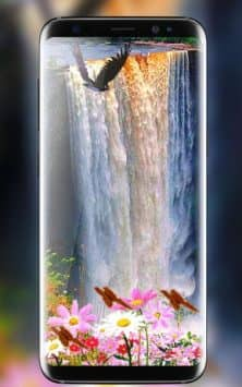 Waterfall Flower скриншот 2