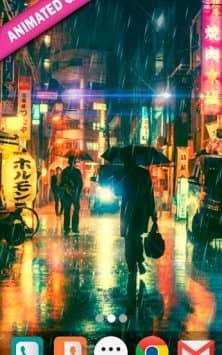 Дождь со Звуком скриншот 1