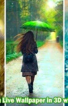 Дождь со Звуком скриншот 3
