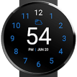 Just A Minute: Wear Watch Face