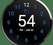 Just A Minute: Wear Watch Face logo