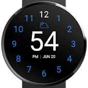 Just A Minute: Wear Watch Face logo