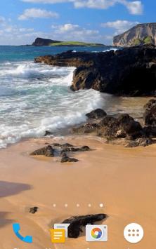 Море со звуком скриншот 1