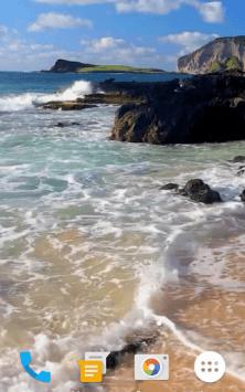 Море со звуком скриншот 2
