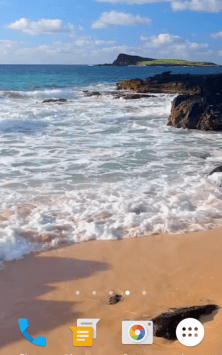Море со звуком скриншот 4