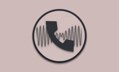 Запись телефонного звонка.