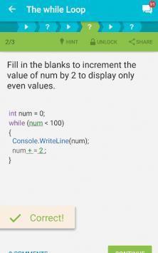 Учим C# скриншот 2
