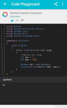 Учим C# скриншот 4
