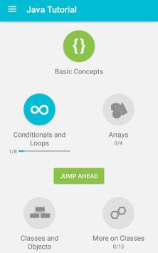 Учим Java скриншот 1