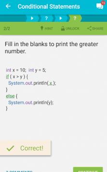 Учим Java скриншот 2