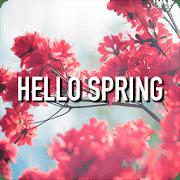 Здравствуй Весна logo
