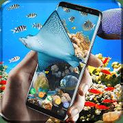 3D Подводный мир logo