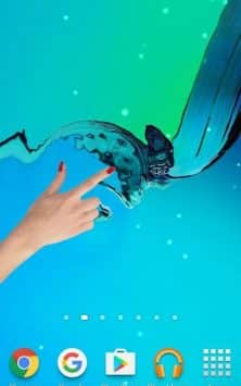 Галактика воды скриншот 2