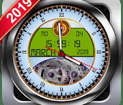 Analog Clock logo