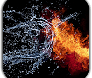 Огонь и вода logo