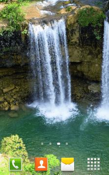 Водопад скриншот 2