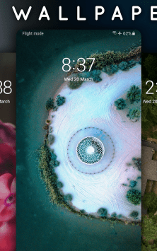 4K Wallpapers - Auto Wallpaper Changer скриншот 1