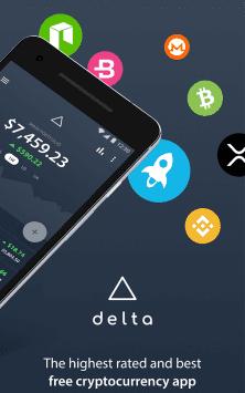 Delta — Bitcoin и криптовалюты, трекер портфелей скриншот 2