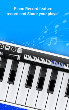 3D Piano Keyboard скриншот 4