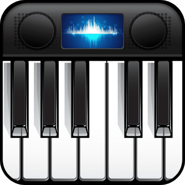 3D Piano Keyboard logo
