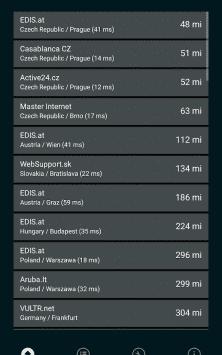 СПИДТЕСТ - Скорость интернета и Ping тест скриншот 3