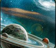 Космос Обои HD (фоны, темы) logo
