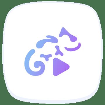 Stellio плеер logo