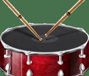Барабаны и барабанная ударная установка logo