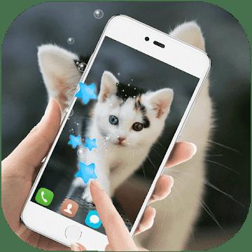 Симпатичные кошки logo