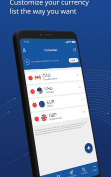 XE Currency Converter & Exchange Rate Calculator скриншот 4