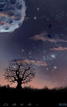 Лунная ночь скриншот 3
