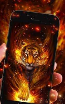 Огненный тигр скриншот 2