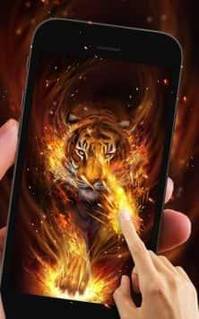 Огненный тигр скриншот 3