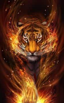 Огненный тигр скриншот 4