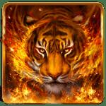 Огненный тигр Live Wallpaper