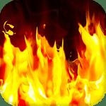 Огонь Live Wallpaper (Фоны & Темы)