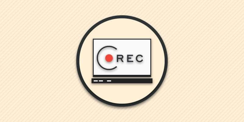 Программы для записи с экрана ПК.