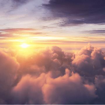 Clouds Video logo