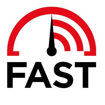 FAST Speed Test logo