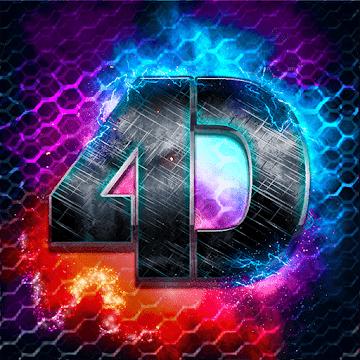 Живые Обои 3D/4K logo
