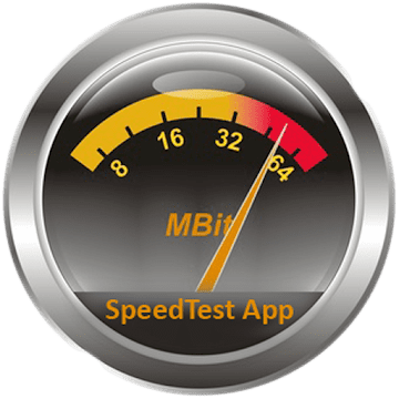 SpeedTest App logo